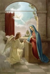 1 Anunciación