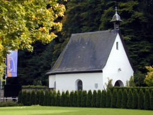 Santuario Original (vista lateral)